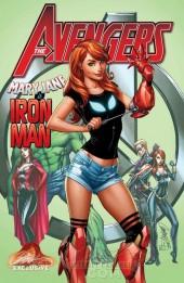 Avengers Vol.7 (Marvel comics - 2017) -8VC3- Issue #8