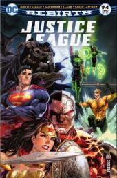 Justice League Rebirth (DC Presse) -4- Tome 4