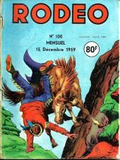 Rodéo -100- Miki le ranger