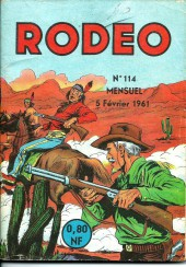 Rodéo -114- Miki le ranger