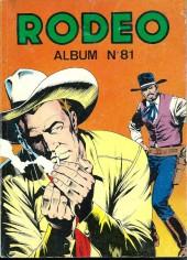 Rodéo -Rec081- Album n°81 (du 380 au 382)