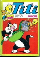 Titi (Poche) -Rec22- Album N°22 (du n°65 au n°67)