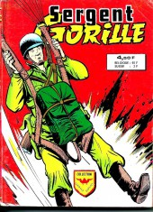 Sergent Gorille -Rec08- Album n°5762 (du n°43 au n°48)