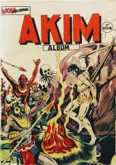 Akim (1re série) -Rec104- Album N°104 (du n°537 au n°540)