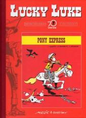Lucky Luke (Edición Coleccionista 70 Aniversario) -35- Pony Express