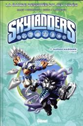 Skylanders -7- Superchargers 2e partie