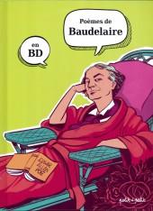 Poèmes en bandes dessinées -b17- Poèmes de Baudelaire en BD