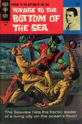 Voyage to the bottom of the sea (Gold Key - 1964)