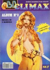 BD Climax  -REC02- Album N°2 (n°14 et n°16)