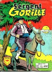 Sergent Gorille -24- Gorille en Espagne