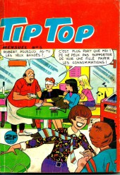 Tip top -5- Robert à mauvais esprit