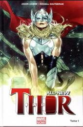 All-New Thor -1- Le tonnerre dans les veines