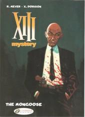 XIII Mystery (en anglais) -1- The Mangoose