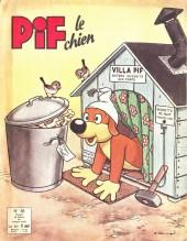 Pif le chien (3e série - Vaillant) -58- 3e série T.58