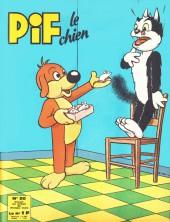 Pif le chien (3e série - Vaillant) -80- 3e série T.80
