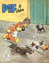 Pif le chien (3e série - Vaillant) -97- 3e série T.97