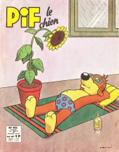 Pif le chien (3e série - Vaillant) -112- 3e série T.112
