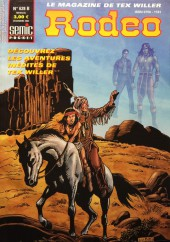 Rodéo -628B- Wild west show (suite)