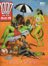 2000 AD (1977) - Special Sci-Fi 1989