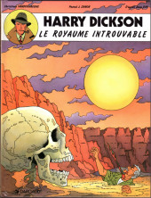 Harry Dickson (Vanderhaeghe/Zanon) -4- Le royaume introuvable