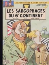 Blake et Mortimer (Les Aventures de) -16TL- Les Sarcophages du 6e continent - Tome 1