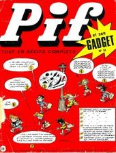 Pif (Gadget) -81- Ma cabane au Canada