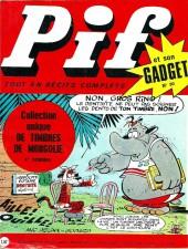 Pif (Gadget) -90- Un chasseur sachant chasser sans son chien ça se chasse aussi sachez-le!