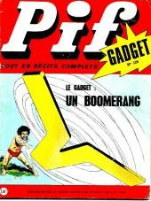 Pif (Gadget) -126- Feu follet