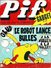 Pif (Gadget) -169- Pif astronaute