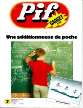 Pif (Gadget) -250- Fantastique balade