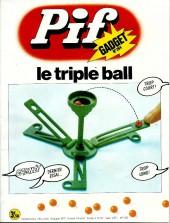 Pif (Gadget) -264- Le monstre du Loch Ness fait meuh!