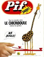 Pif (Gadget) -275- Aviovelo