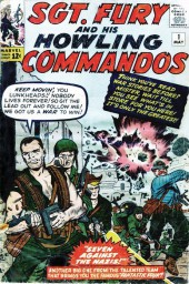 Sgt. Fury and his Howling Commandos (Marvel - 1963) -1-
