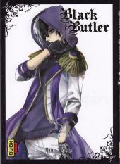 Black Butler -24- Black Croupier