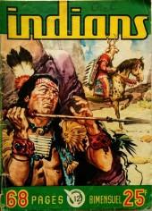 Indians -12- Long Arc