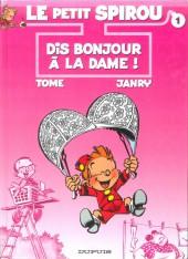 Le petit Spirou -1b2005- Dis bonjour à la dame !