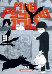 Mob Psycho 100 -3- Tome 3