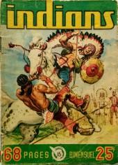 Indians -15- Long Arc