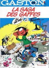 Gaston -14a1983- La saga des gaffes