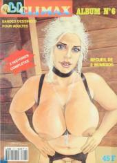 BD Climax  -REC06- Album N°6 (n°18 et n°23)