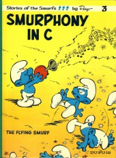 SMURFS (les Schtroumpfs en anglais, Dupuis) -3- Smurphony in C