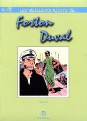 Les meilleurs récits de... -41- Forton - Duval