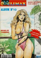 BD Climax  -Rec10- Album N°10 (n°20 et n°21)