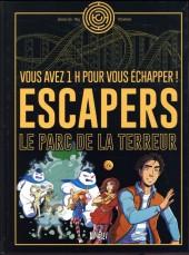 Escapers - Le parc de la terreur