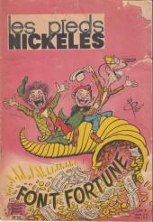 Les pieds Nickelés (3e série) (1946-1988) -12a- Font fortune