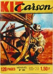 Kit Carson -394- Le duel !