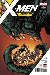 X-Men: Gold (2017) -12- Kologoth