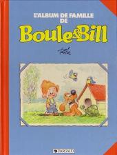 Boule et Bill -HS03- L'Album de famille de Boule & Bill