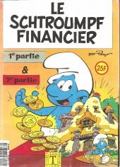 Les schtroumpfs (Éditions de Tournon) - Le schtroumpf financier