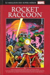 Marvel Comics : Le meilleur des Super-Héros - La collection (Hachette) -45- Rocket Raccon